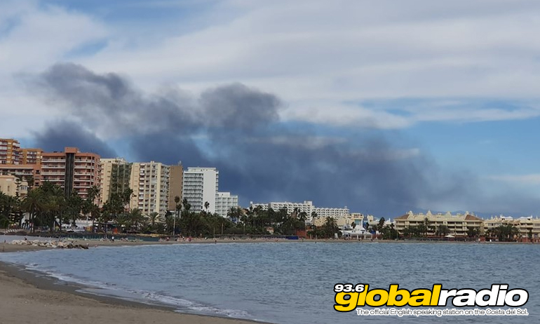 Malaga Fire