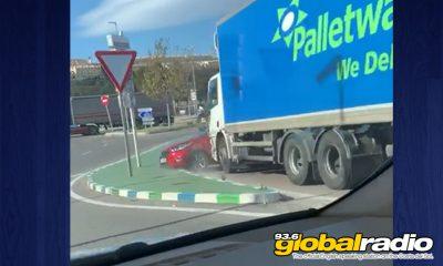 British Driver Films Horror Crash