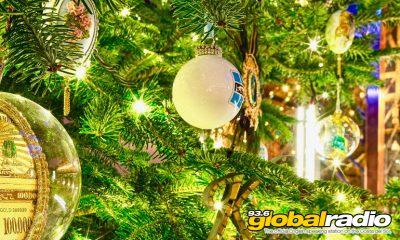 Fourteen Million Euro Christmas Tree On The Costa Del Sol