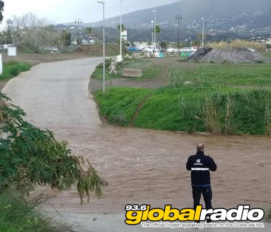 Flood PADS Mijas Jan 2020