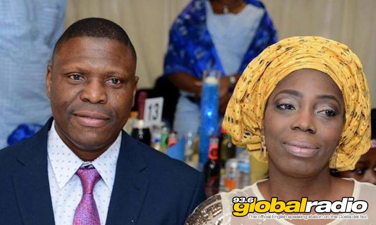 Gabriel and Olubunmi Diya