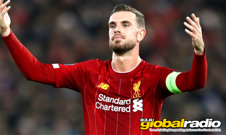 Jordan Henderson Bookies Favourite For PFA Player Of The Year