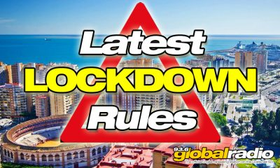 Latest Lockdown Rules For Spain