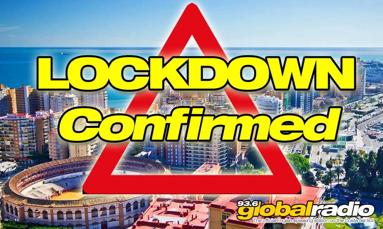 Prime Minister Sanchez Confirms Drastic Lockdown