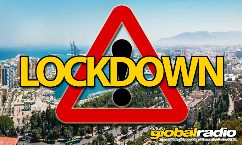 Whole Of Spain Now In Lockdown