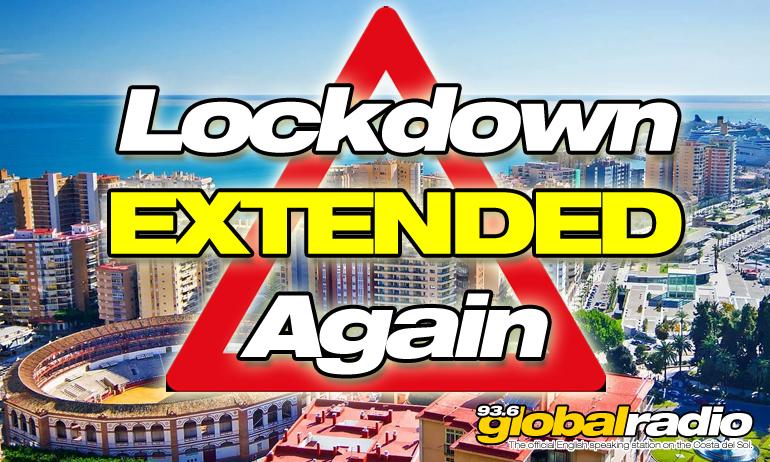 Sanchez Confirms Lockdown Extension