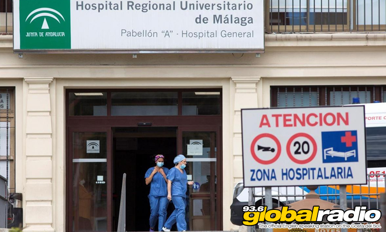 Andalucia Registers Five New Deaths