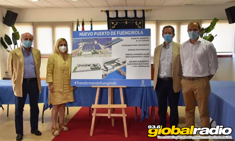 Ana Mula Fuengirola Port