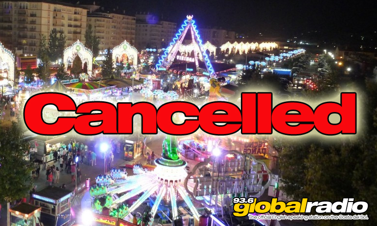 Costa Del Sol Ferias Cancelled