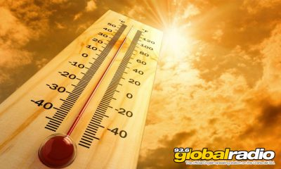 Wednesday Weather Warning For Heat