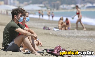 Costa Del Sol Beaches Reach Full Capacity