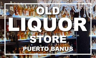 Old Liquor Store Puerto Banus