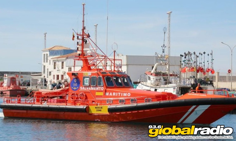 Brit Rescued After Three Days Stranded At Sea