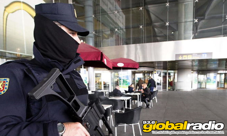 Brits Arrested At Malaga Airport