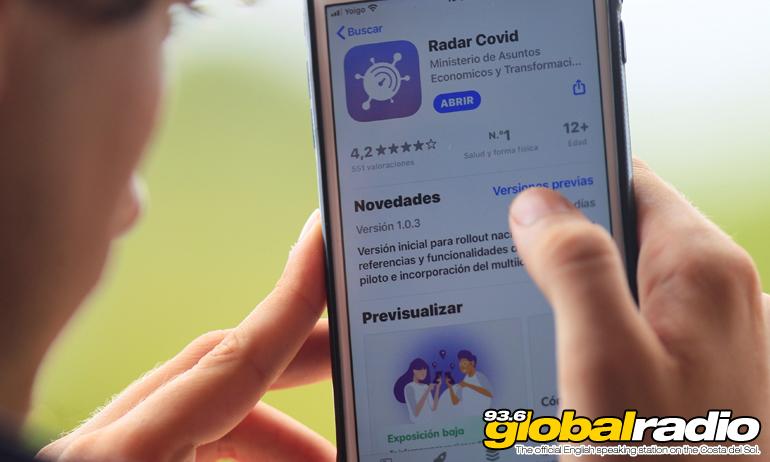 Coronavirus Contact Tracing In Andalucia