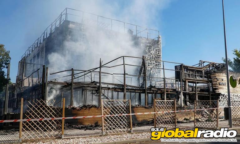 Sisu Hotel Fire