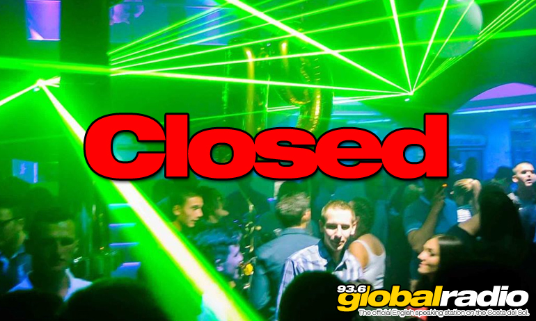 Smoking Banned And Nightclubs Closed In Spain