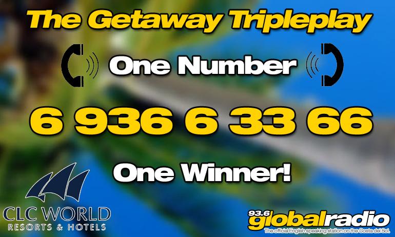 Getaway Tripleplay Number