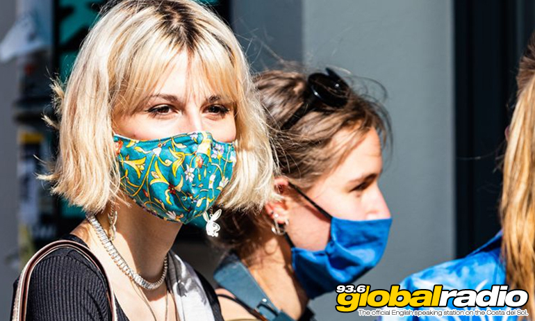 New Face Mask Rules In Andalucia