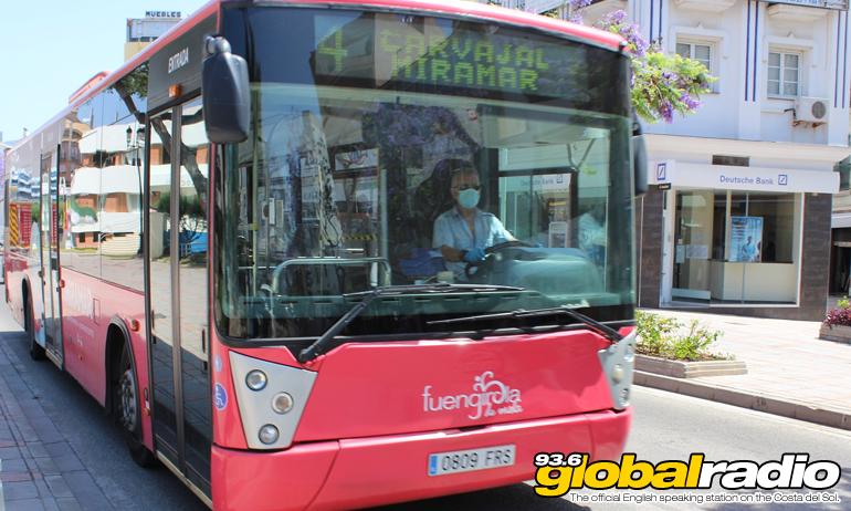 Free Bus Travel In Fuengirola