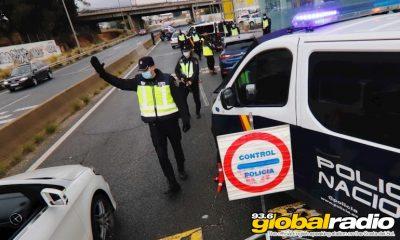 Eight Costa Del Sol Municipal Borders Closed