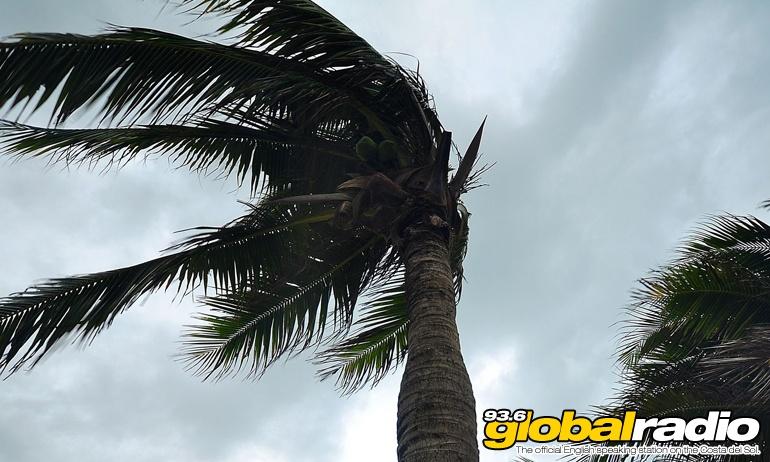 Costa Del Sol Weather Warnings