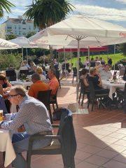 Spikes Restaurant, Miraflores Golf Club 03
