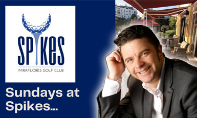 Sundays at Spikes with Ricky Lavazza