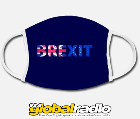 Brexit Facemask