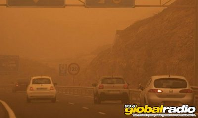 Costa Del Sol Dust Cloud Causing Breathing Difficulties