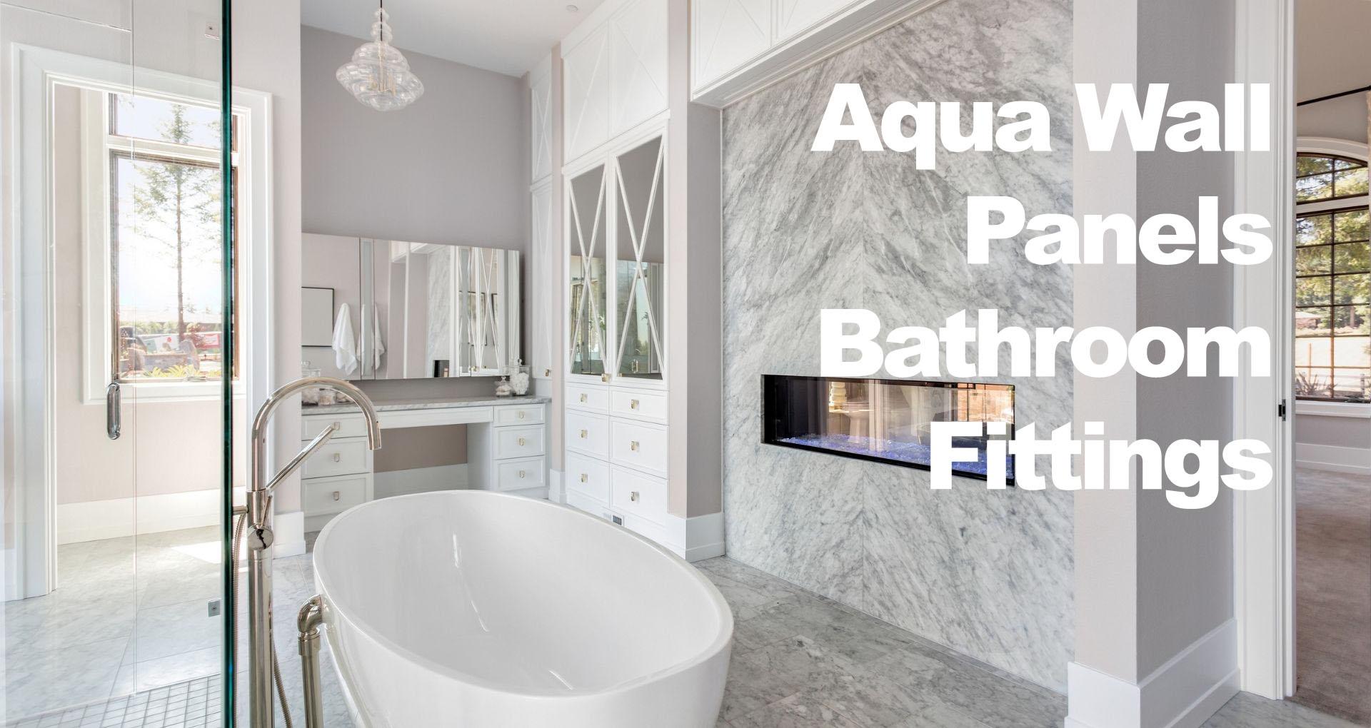 Aqua Wall Panels Bathroom Fittings