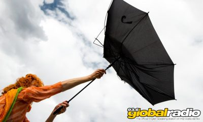 Weekend Weather Warning For Warm Wind