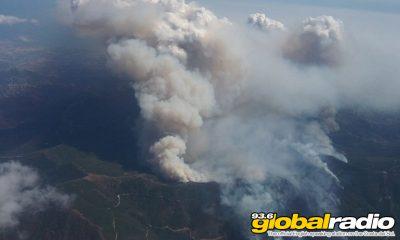 Devastating Fire Doubles In Size